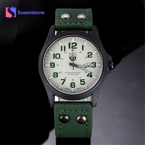 Часы Soki Green A163200-4