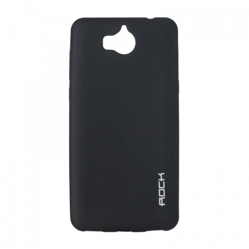 Rock Matte Series for Huawei Y6 II Black 55545