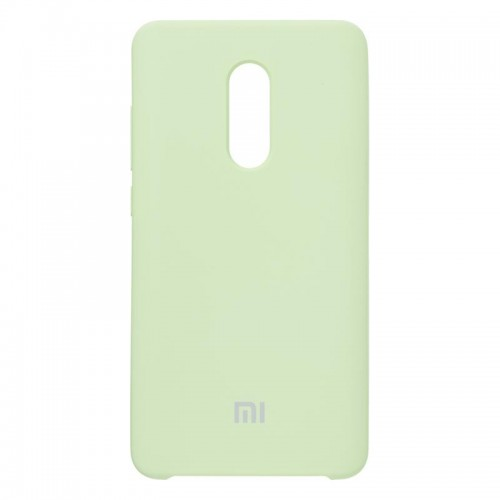 Original Soft Case Xiaomi Redmi 5 Plus Lime (39)